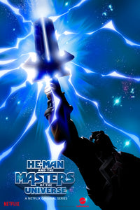 Poster Pelicula He-Man and the Masters of the Universe