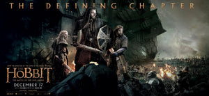Poster Pelicula The Hobbit: The Battle of the Five Armies