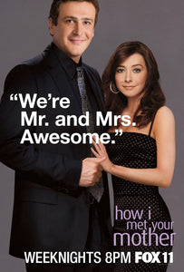 Poster Serie How i Met Your Mother