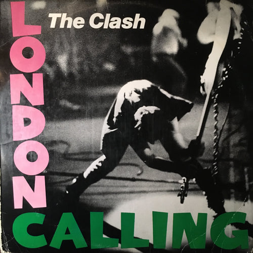 Poster Banda The Clash
