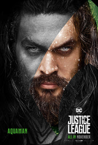 Poster Pelicula Justice League 12