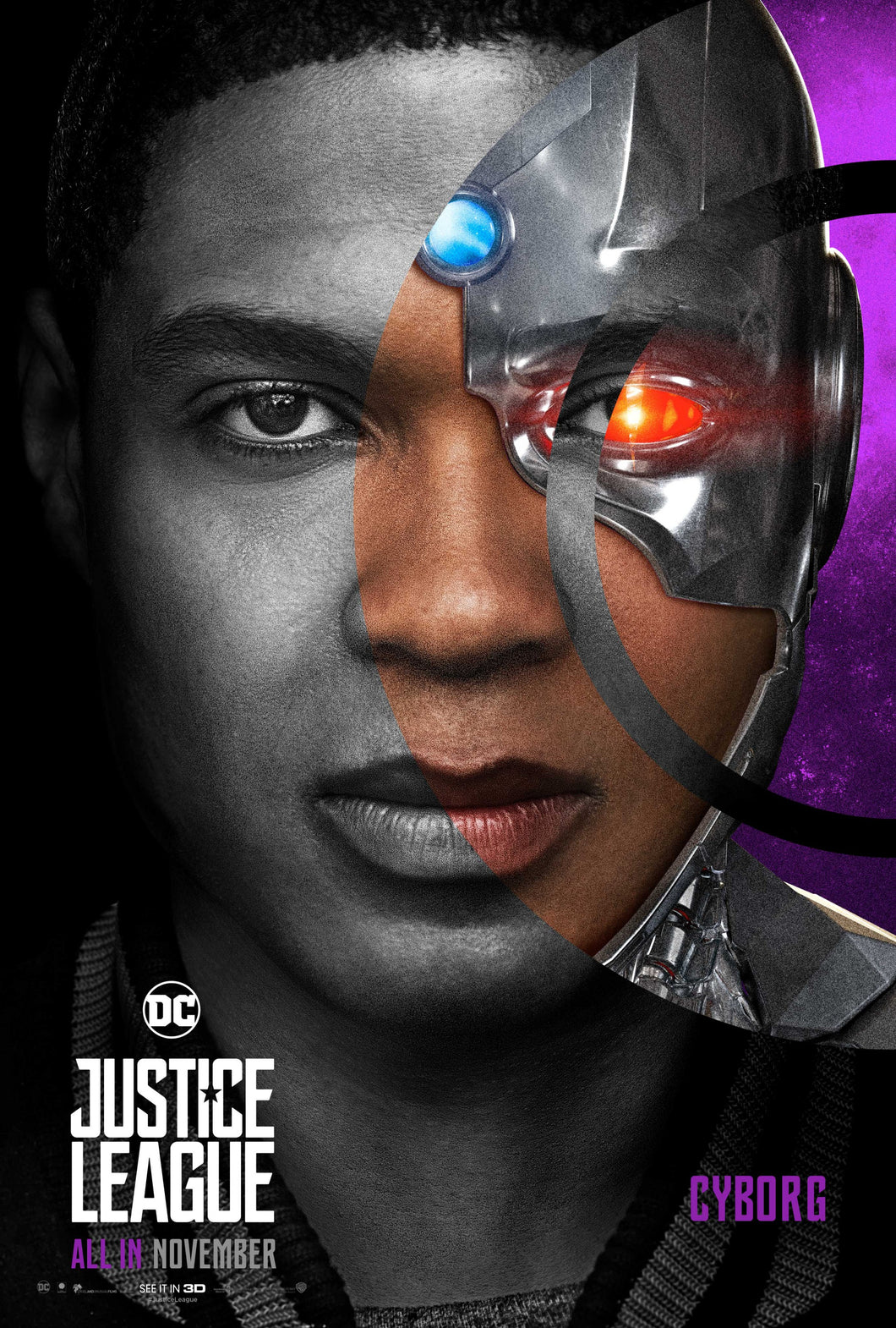 Poster Pelicula Justice League 25