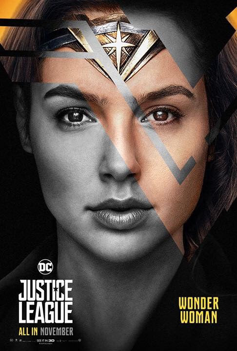 Poster Pelicula Justice League 26