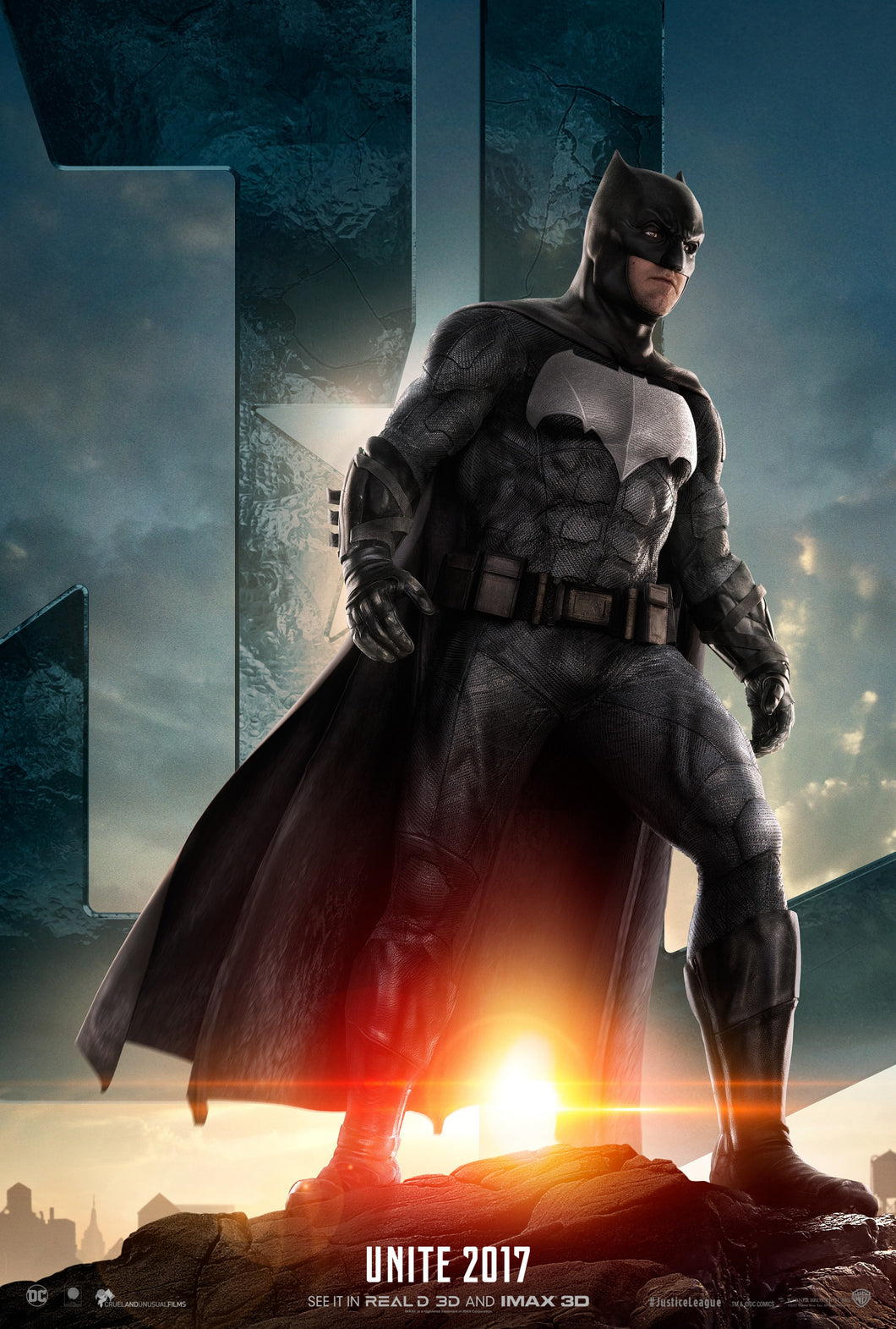 Poster Pelicula Justice League 2