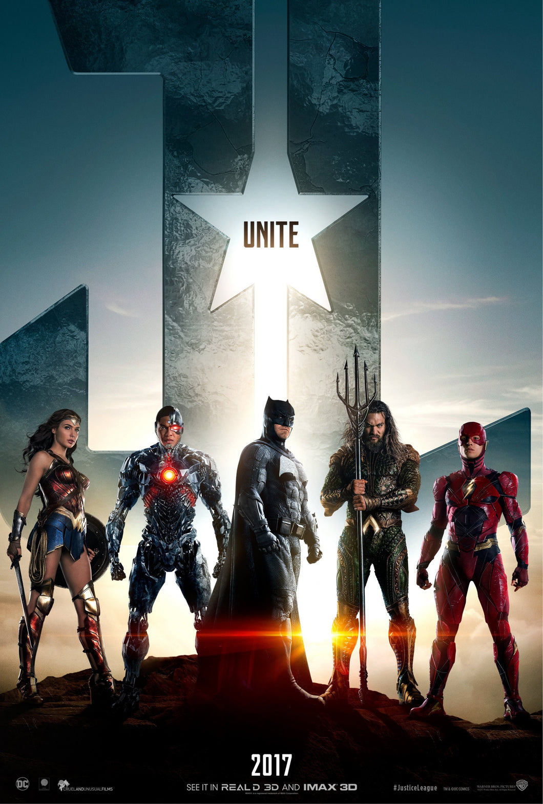 Poster Pelicula Justice League 6