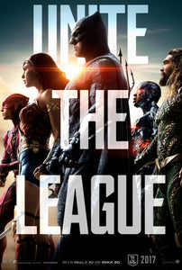 Poster Pelicula Justice League 7