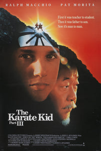 Poster Pelicula The Karate Kid Part III