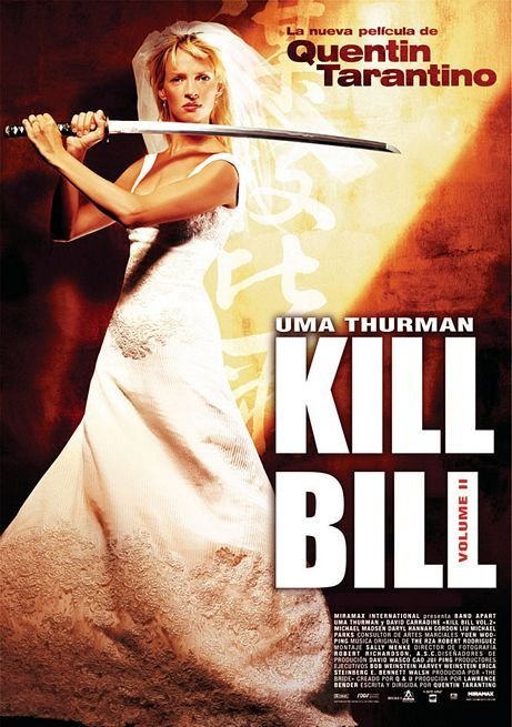 Poster Película Kill Bill: vol. 2 6