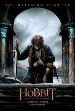 Cargar imagen en el visor de la galería, Poster Pelicula The Hobbit: The Battle of the Five Armies