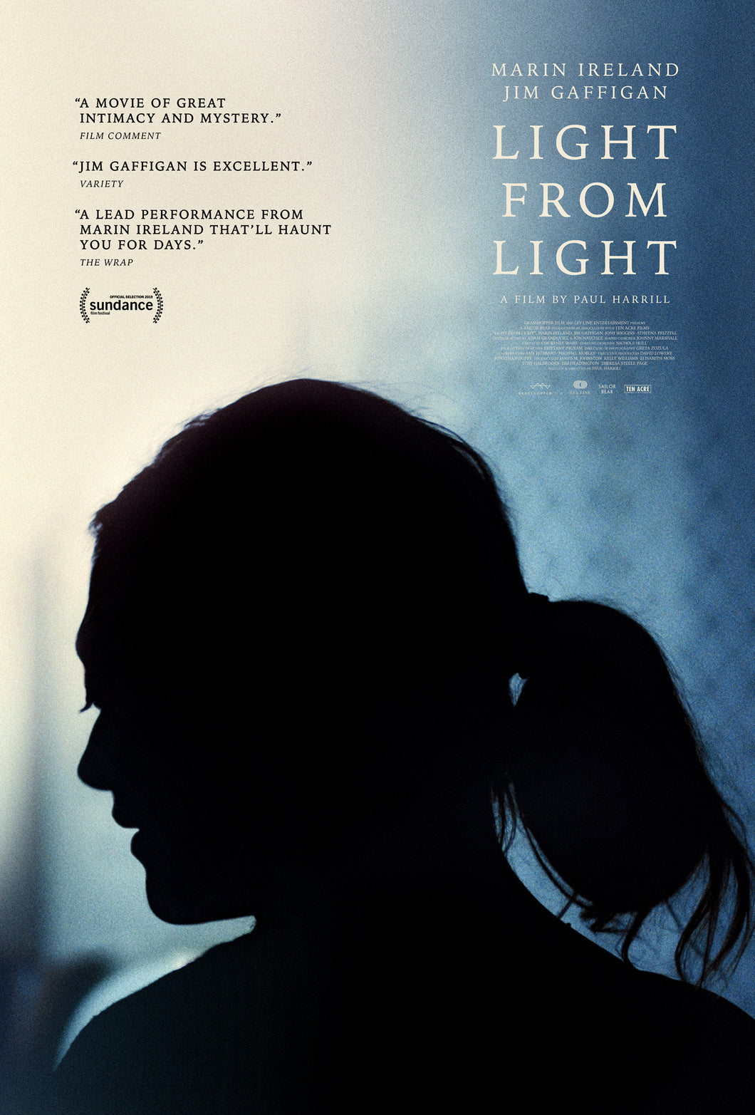 Poster Pelicula Light from Light