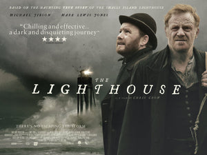 Poster Pelicula The Lighthouse