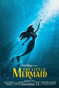 Poster Película The Little Mermaid