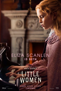 Poster Pelicula Little Women