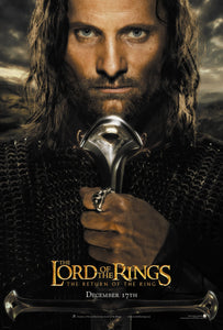 Poster Pelicula The Lord of the Rings: The Return of the King