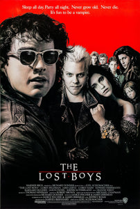 Poster Película The Lost Boys