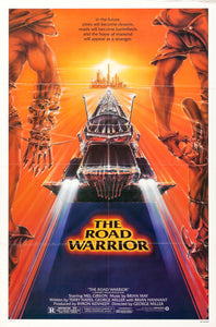 Poster Pelicula Mad Max 2: The Road Warrior