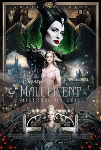 Poster Pelicula Maleficent: Mistress of Evil