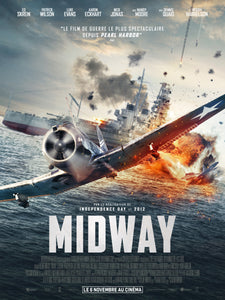 Poster Pelicula Midway