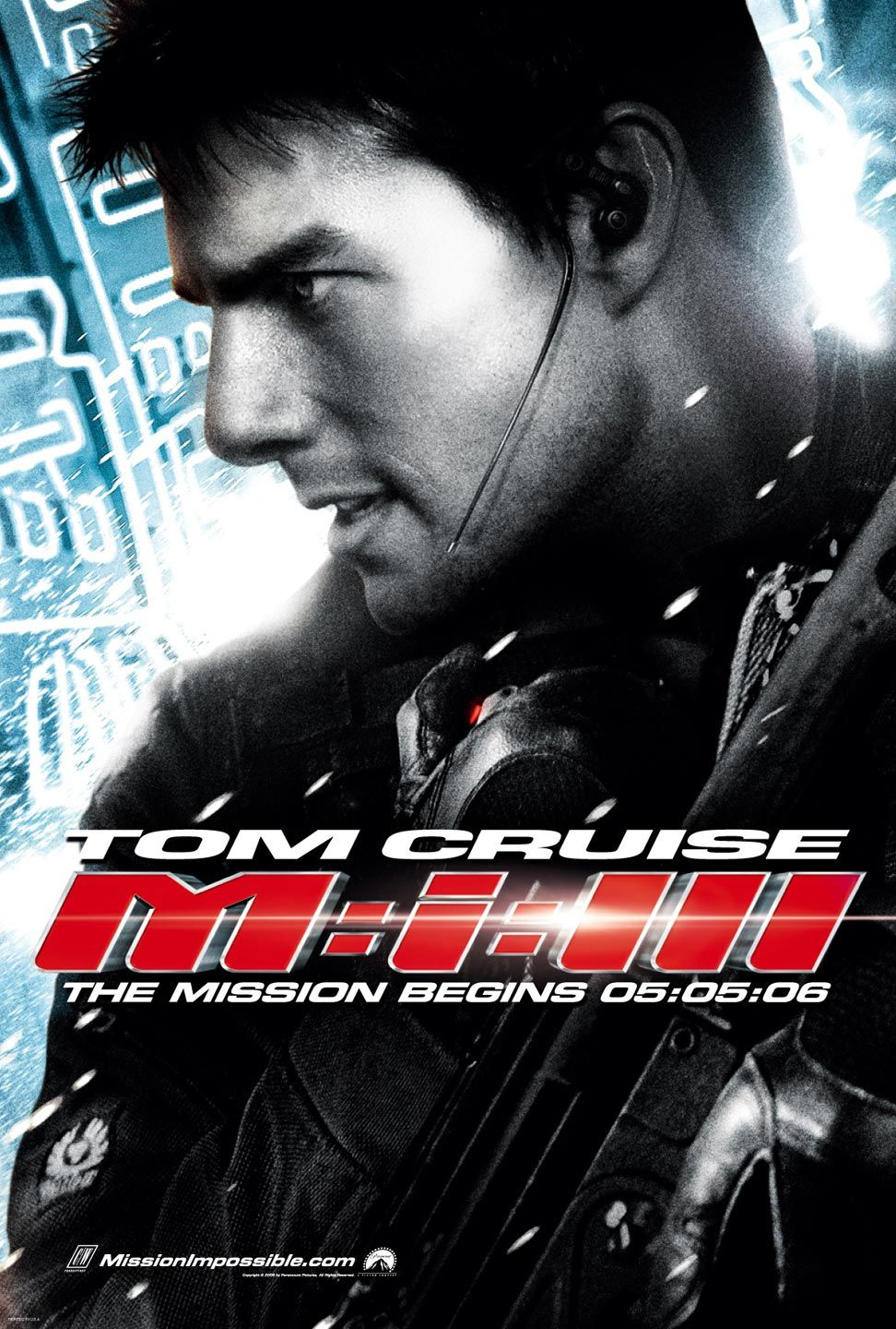 Poster Pelicula Mission: Impossible III