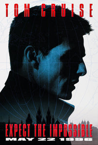 Poster Pelicula Mission: Impossible