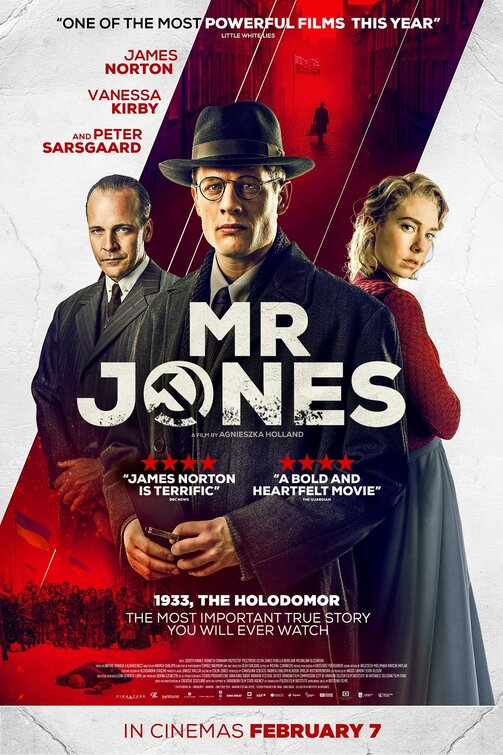 Poster Pelicula Mr. Jones