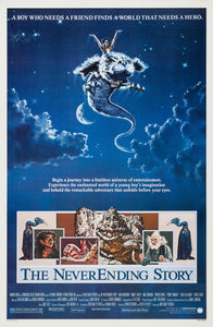 Poster Película The NeverEnding Story