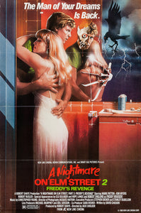 Poster Pelicula A Nightmare on Elm Street Part 2: Freddy's Revenge