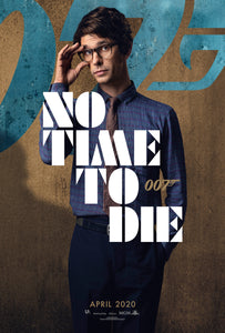 Poster Pelicula No Time To Die
