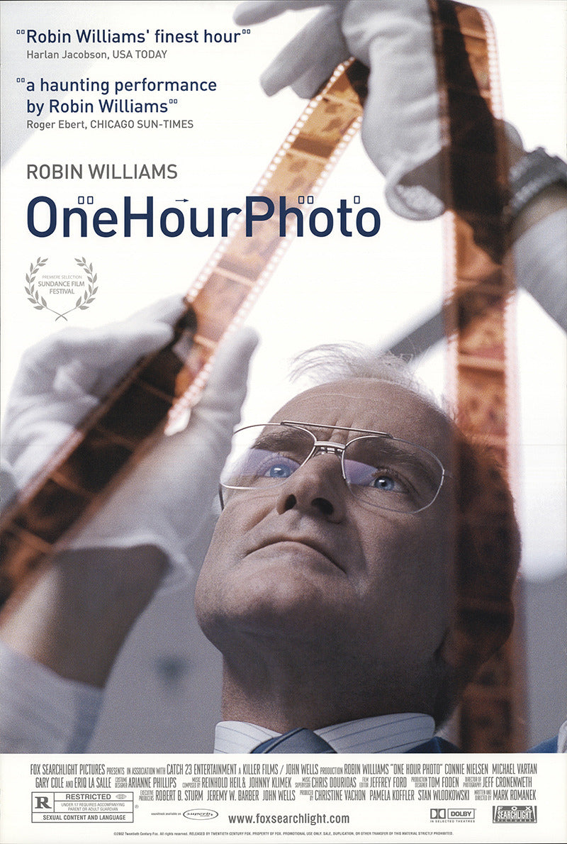 Poster Pelicula One Hour Photo