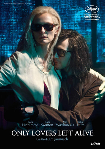 Poster Película Only Lovers Left Alive