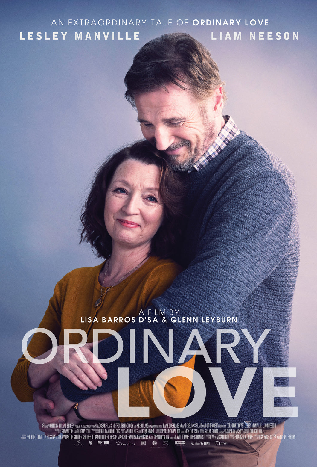Poster Pelicula Ordinary Love