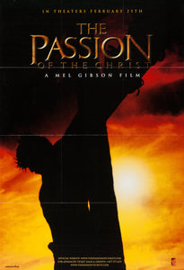 Poster Pelicula The Passion of the Christ