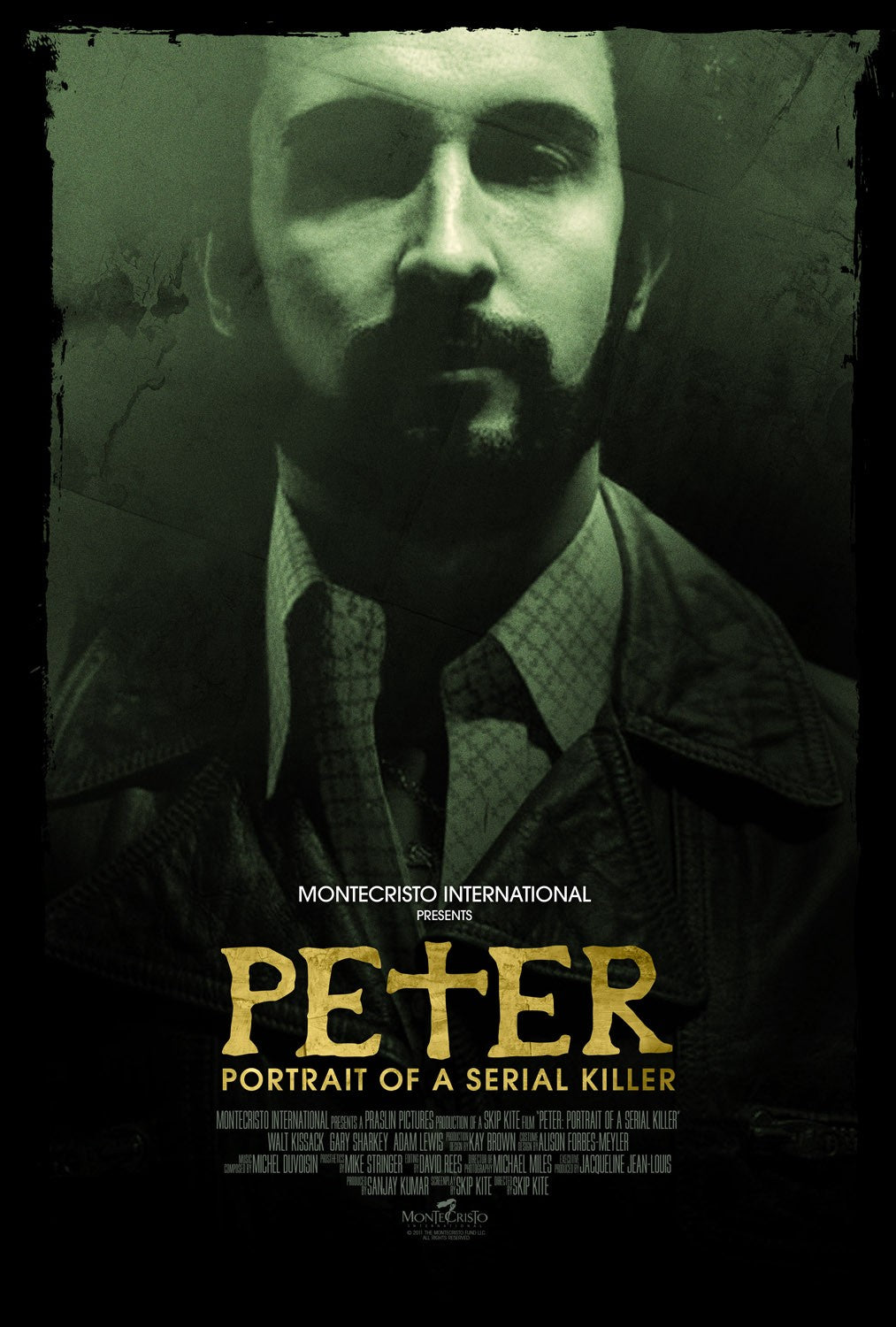 Poster Pelicula Peter: Portrait of a Serial Killer