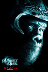 Poster Pelicula Planet of the Apes