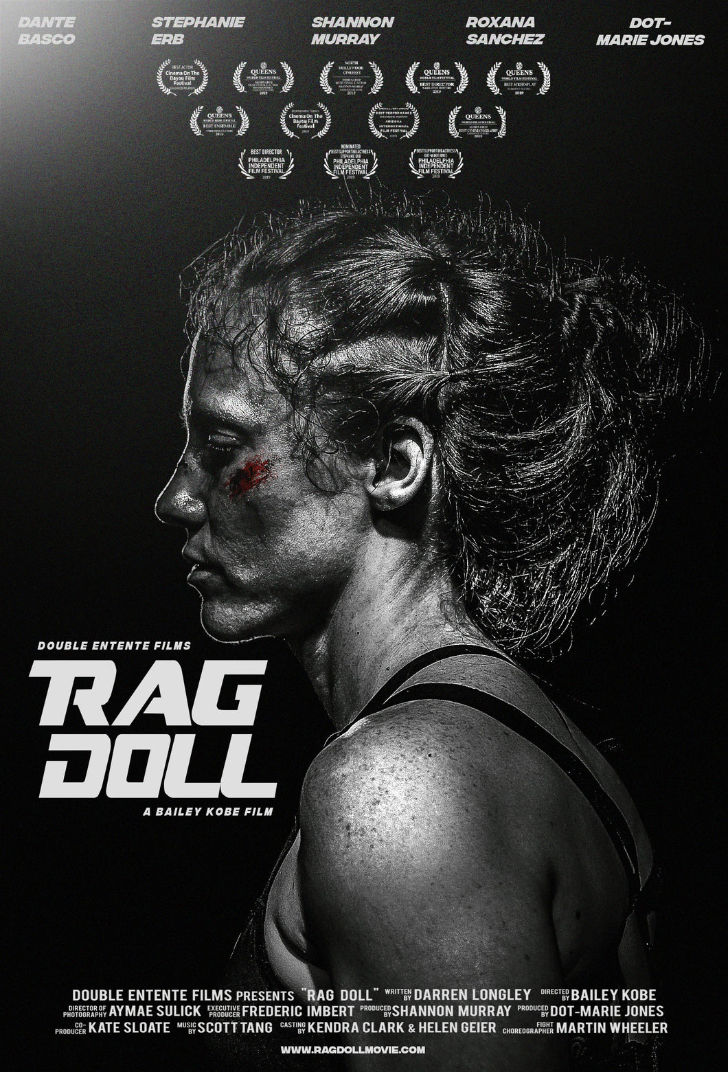 Poster Pelicula Rag Doll