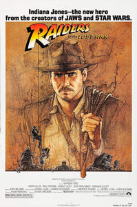 Poster Película Raiders of the Lost Ark
