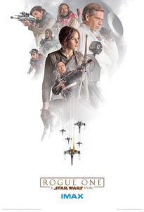 Poster Pelicula Rogue One: A Star Wars Story