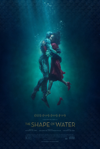 Poster Pelicula The Shape of Water