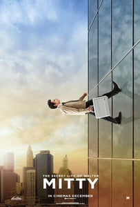 Poster Pelicula The Secret Life of Walter Mitty