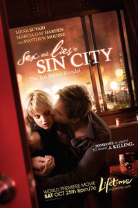 Poster Serie Sex and Lies in Sin City: The Ted Binion Scandal