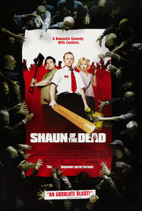 Poster Pelicula Shaun of the Dead