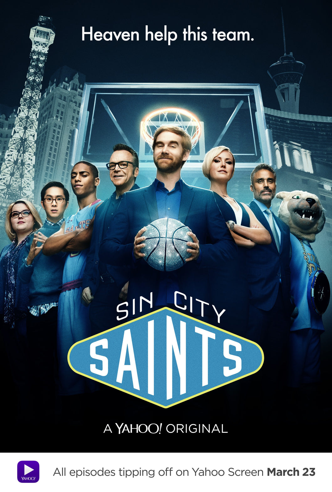Poster Serie Sin City Saints