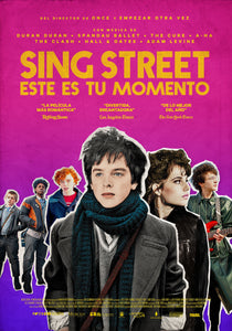 Poster Pelicula Sing Street