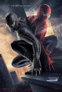 Poster Pelicula Spider-Man 3