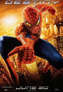 Poster Pelicula Spider-Man 2