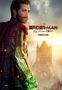 Poster Pelicula Spider-Man: Far From Home