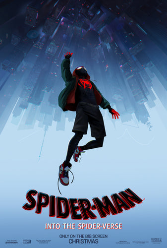 Poster Pelicula Spider-Man: Into the Spider-Verse