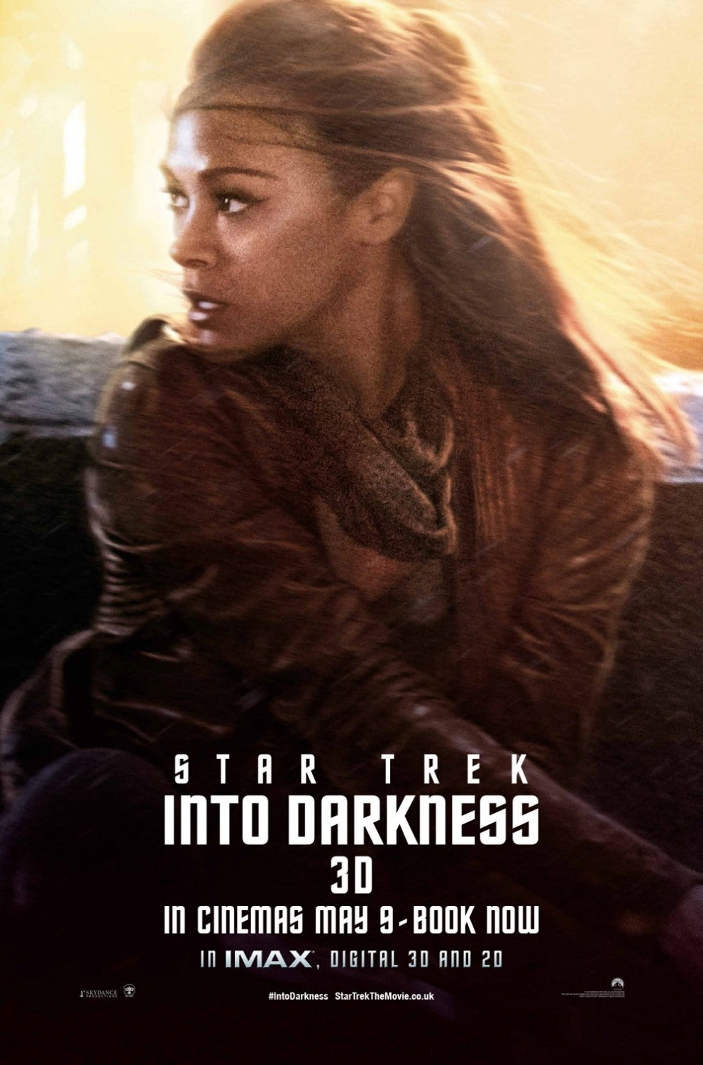Poster Película Star Trek Into Darkness 12