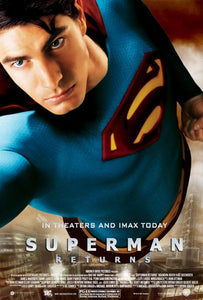 Poster Pelicula Superman Returns 8