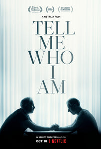 Poster Pelicula Tell Me Who I Am